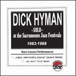 Solo at the Sacramento Jazz Festivals 1983-88