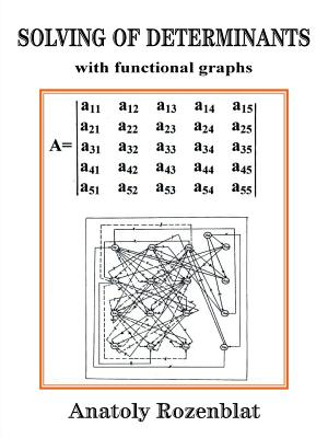 Solving of Determinants with Functional Graphs - Rozenblat, Anatoly