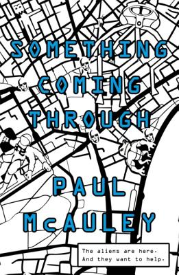 Something Coming Through - McAuley, Paul