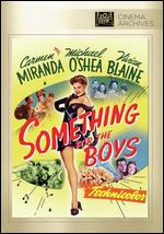 Something For the Boys - Lewis Seiler