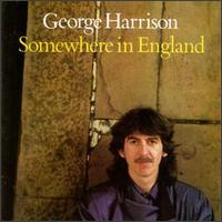 Somewhere in England - George Harrison