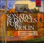 Sonatas & Dances for Violin