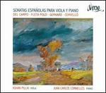 Sonatas Espa�olas para Viola y Piano