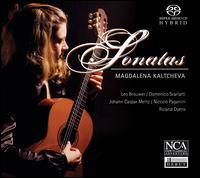 Sonatas - Magdalena Kaltcheva (guitar)