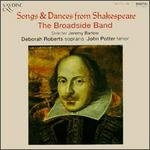 Songs and Dances from Shakespeare