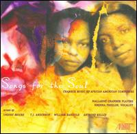 Songs for the Soul: Chamber Music by African American Composers - Mallarmé Chamber Players; Nnenna Freelon (vocals); William C. Banfield (conductor)