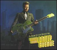 Songs from Lonely Avenue - Brian Setzer