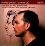 Songs of Robert Schumann, Vol. 5
