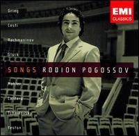 Songs - Malcolm Martineau (piano); Rodion Pogossov (baritone)