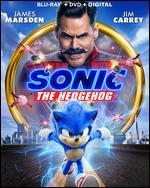 Sonic the Hedgehog [Includes Digital Copy] [Blu-ray/DVD]