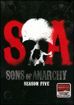 Sons of Anarchy: Season 5 [4 Discs] -