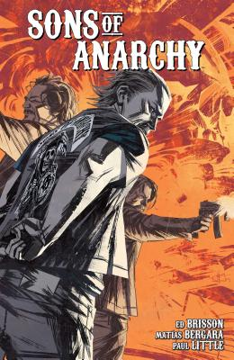 Sons of Anarchy, Volume 4 - Brisson, Ed, and Sutter, Kurt (Creator)