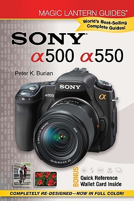 Sony a500/a550 - Burian, Peter K