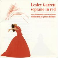Soprano in Red - Lesley Garrett