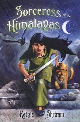 Sorceress of the Himalayas - Shriram, Ketaki