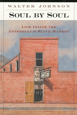 Soul by Soul: Life Inside the Antebellum Slave Market - Johnson, Walter