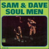 Soul Men [LP] - Sam & Dave