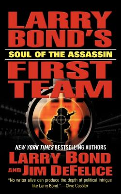 Soul of the Assassin - Bond, Larry