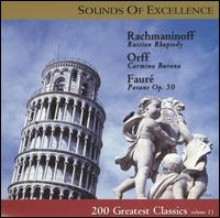 Sounds of Excellence: 200 Greatest Classics, Vol. 11 - Andrew Lucas (organ); Belinda Yates (soprano); Daniel Petrov (piano); Edward Bruce (trumpet); Huw Williams (organ);...