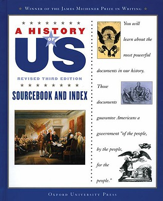 Sourcebook and Index: Documents That Shaped the American Nation - Mintz, Steven (Introduction by)