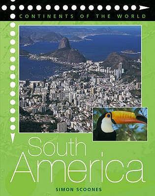South America - Scoones, Simon