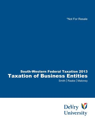 South-Western Federal Taxation - Smith, James, Colonel