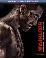 Southpaw [Blu-ray/DVD] [Steelbook]