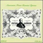 Souvenirs from Rossini Opera