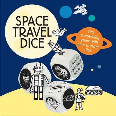 Space Travel Dice - Waldron, Hannah
