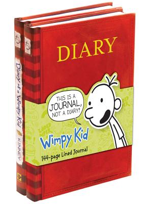 Special Edition Diary of a Wimpy Kid with Journal - Kinney, Jeff