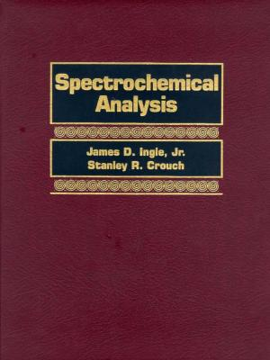 Spectrochemical Analysis - Crouch, Stanley, and Ingle, James D