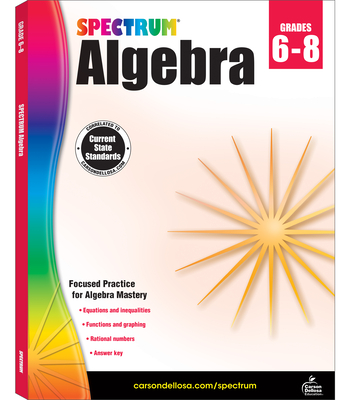 Spectrum Algebra - Spectrum (Compiled by)