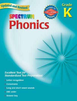 Spectrum Phonics Grade K - Spectrum