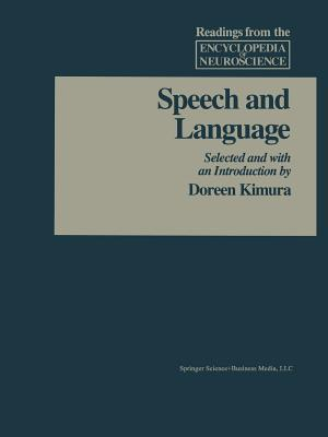 Speech and Language - Adelman