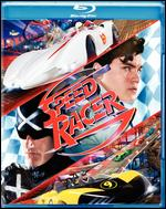 Speed Racer [Includes Digital Copy] [Blu-ray] - Andy Wachowski; Larry Wachowski