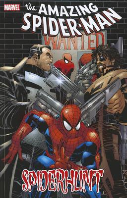 Spider-Hunt - MacKie, Howard, and DeMatteis, J M, and DeFalco, Tom