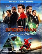 Spider-Man: Far From Home [Includes Digital Copy] [Blu-ray/DVD]