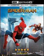Spider-Man: Homecoming [Includes Digital Copy] [4K Ultra HD Blu-ray/Blu-ray]