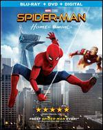 Spider-Man: Homecoming [Includes Digital Copy] [Blu-ray/DVD]