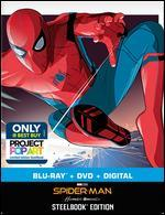 Spider-Man: Homecoming [SteelBook] [Includes Digital Copy] [Blu-ray/DVD] [Only @ Best Buy]