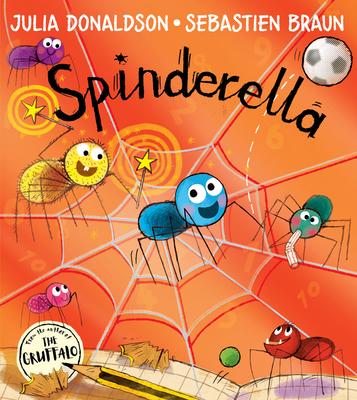 Spinderella - Donaldson, Julia