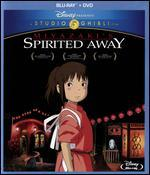 Spirited Away [2 Discs] [Blu-ray/DVD]