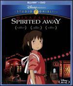 Spirited Away [2 Discs] [Blu-ray/DVD]