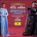 Spirituals in Concert - Evelyn Simpson-Curenton (organ); Hubert Laws (flute); Jessye Norman (soprano); Kathleen Battle (soprano); Nancy Allen (harp); Sylvia Olden Lee (piano); Bavarian State Opera Chorus (choir, chorus); James Levine (conductor)