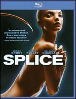 Splice [2 Discs] [Blu-ray/DVD]