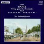 Spohr: Complete String Quartets, Vol. 6
