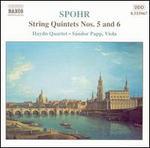 Spohr: String Quintets Nos. 5 & 6