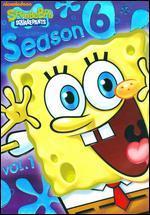SpongeBob SquarePants: Season 6, Vol. 1 [2 Discs]