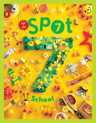 Spot 7 School - Kidslabel