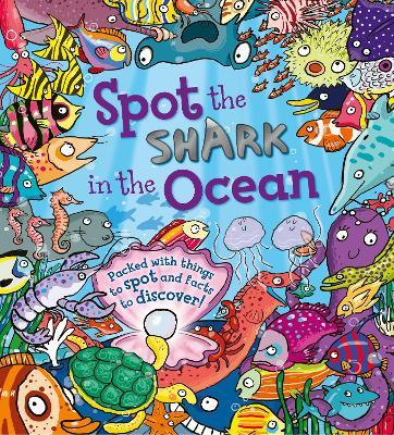 Spot the Shark in the Ocean - Maidment, Stella